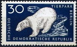 30 Pf Eisbär 556