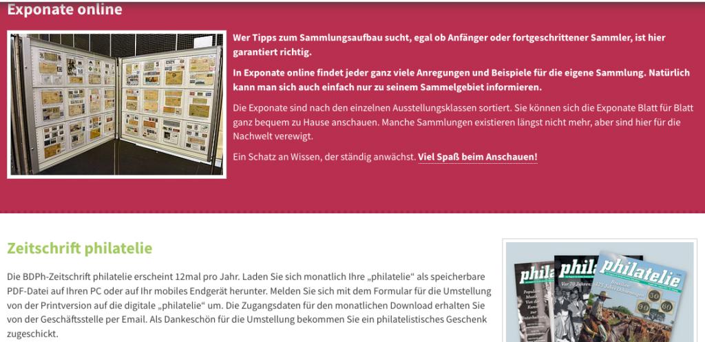 BDPh-Neue Homepage IV