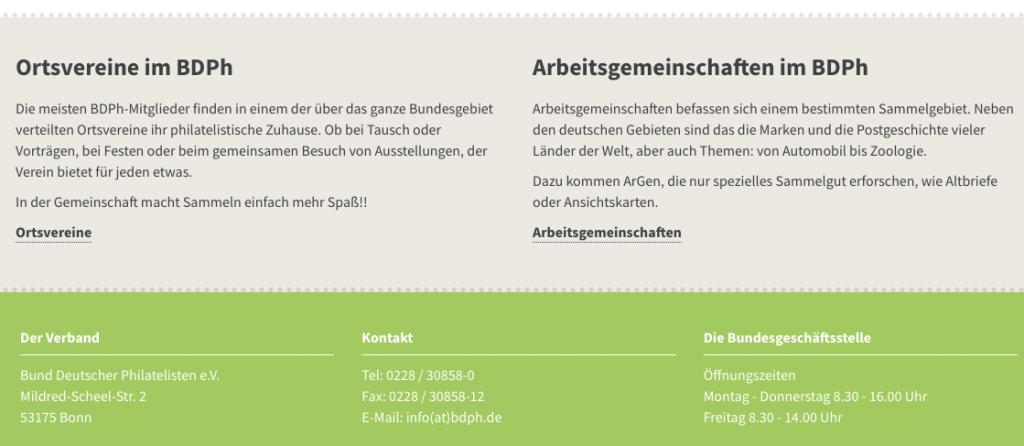 BDPh-Neue Homepage V