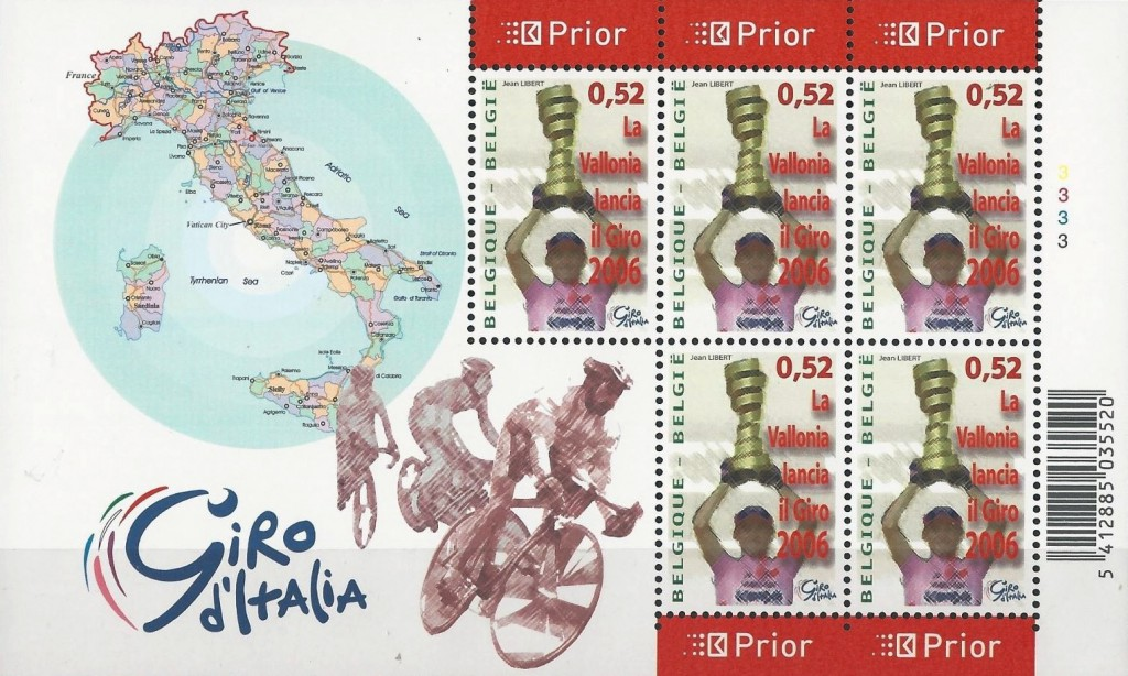 Belgien 2006 Giro