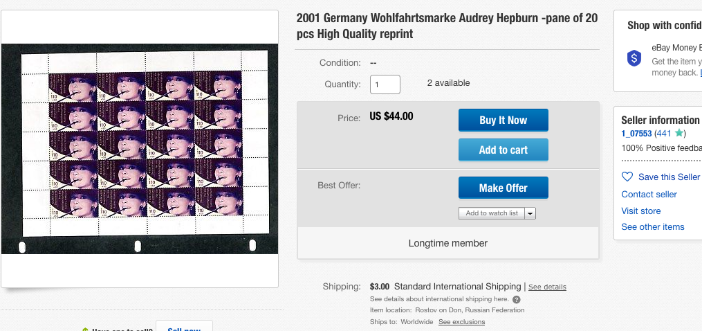Hepburn-Fake aus Rußl Nov 18_ebay USA