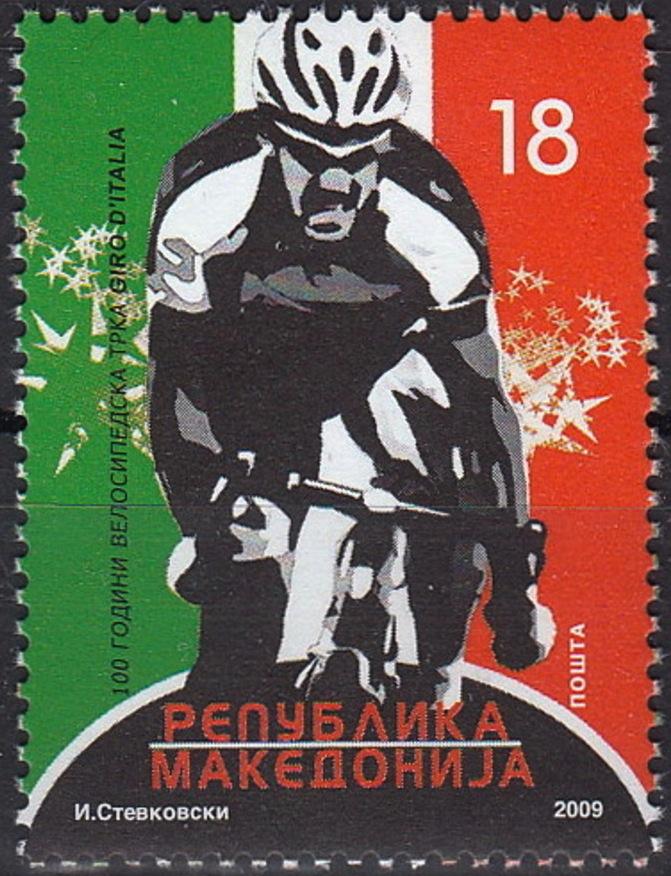 Mazedon 2009 Giro