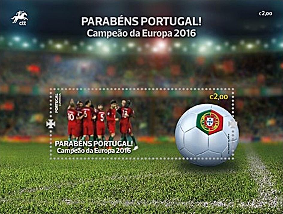 Portugal 2016 Zwei Euro