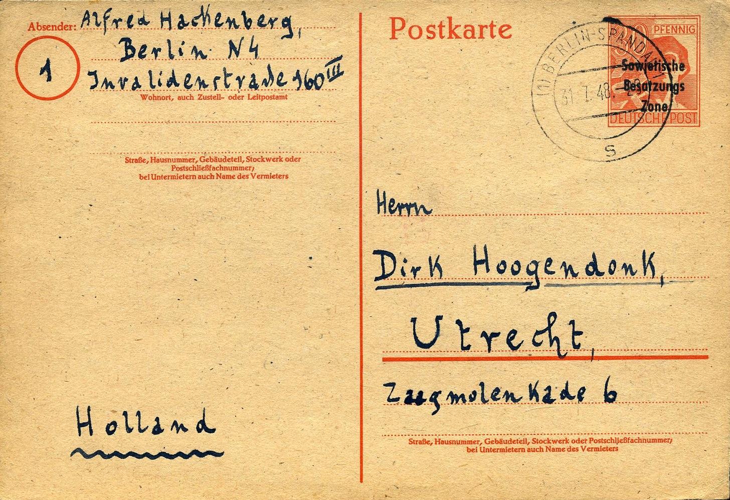 Europa Gewissenhaft Briefmarkenset Aus Niederland Mit 22 Briefmarken Niederlande & Kolonien