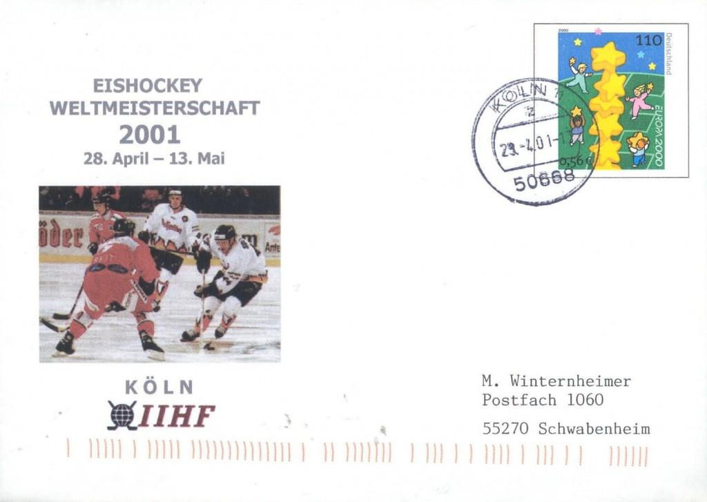 WM 1991 in Köln ZudrGA