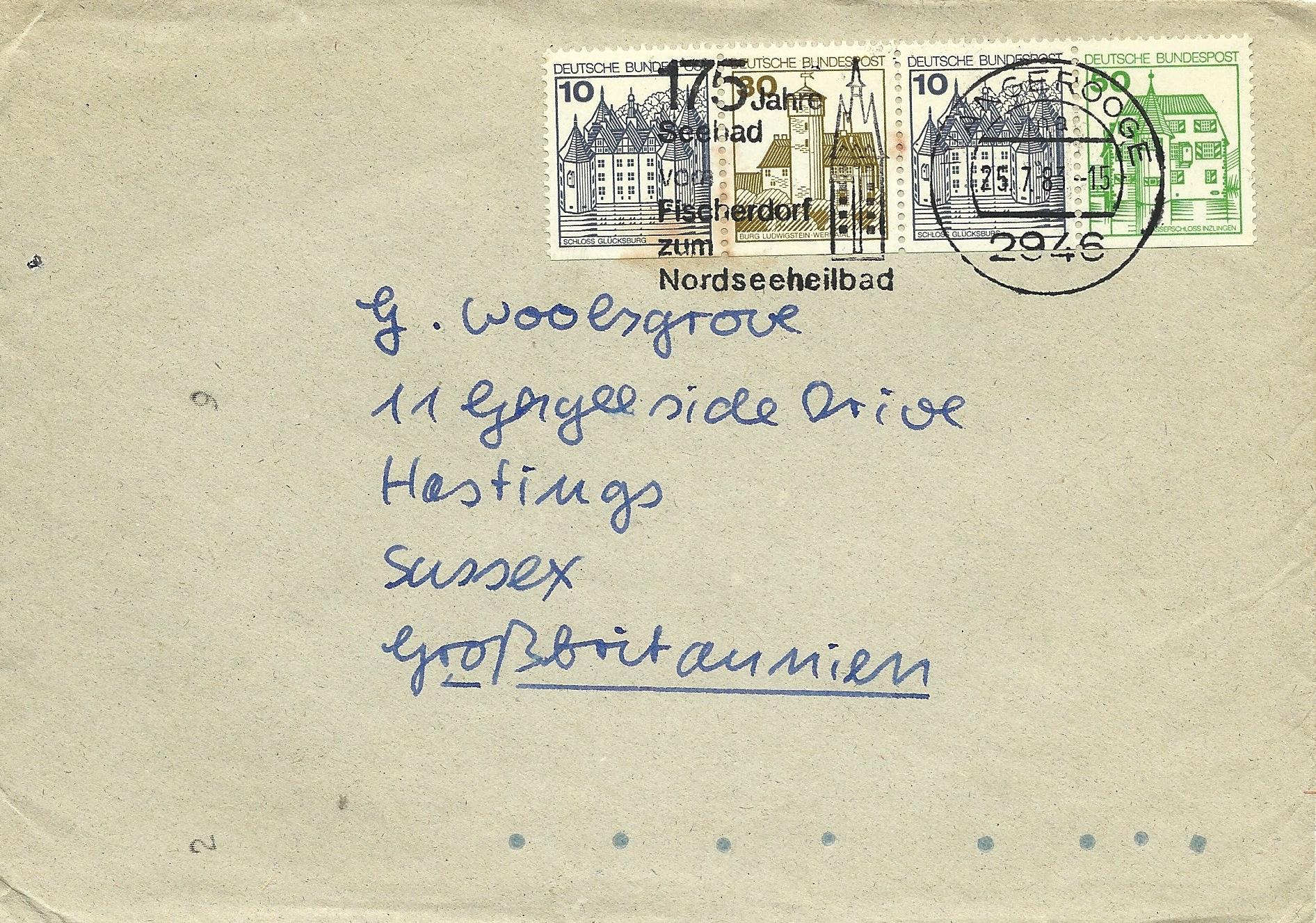 Briefe Nach Komma Groß : Ermäßigung für briefe nach dänemark griechenland